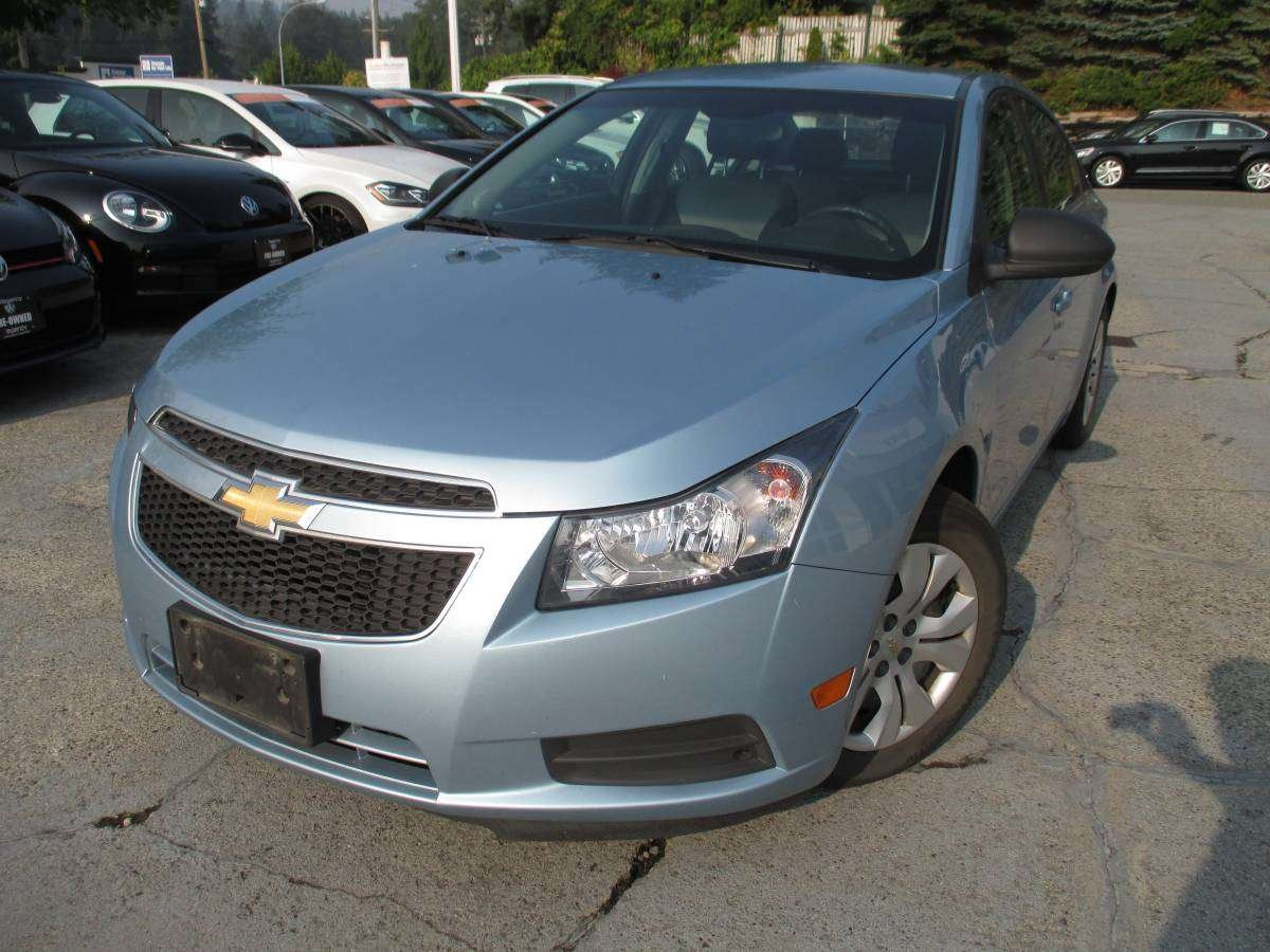 2012 Chevrolet Cruze for sale in Coquitlam, British Columbia