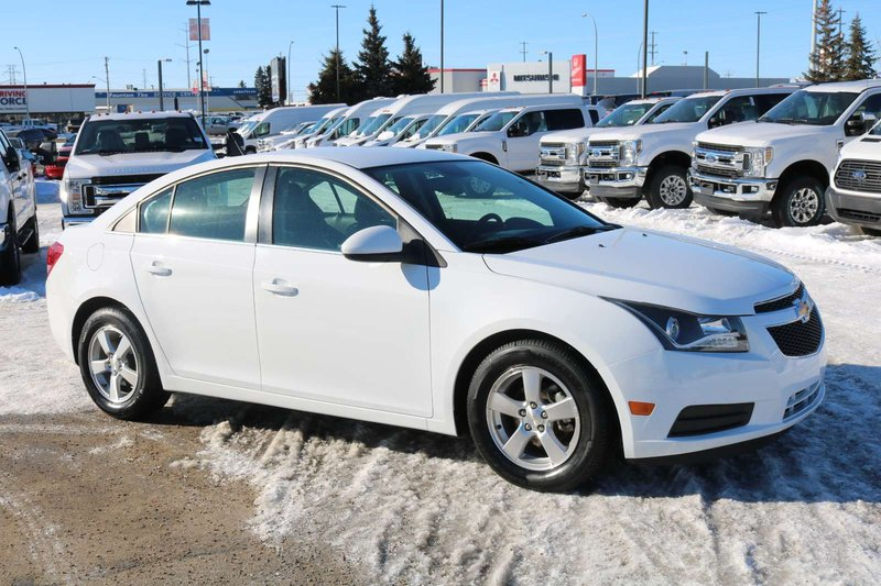 2013 Chevrolet Cruze for sale in Edmonton, Alberta