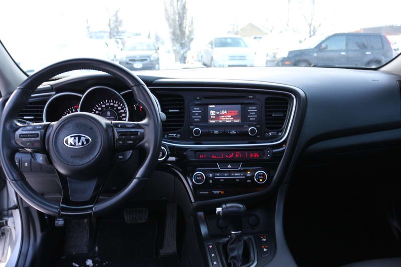 2015 Kia Optima for sale in Edmonton, Alberta