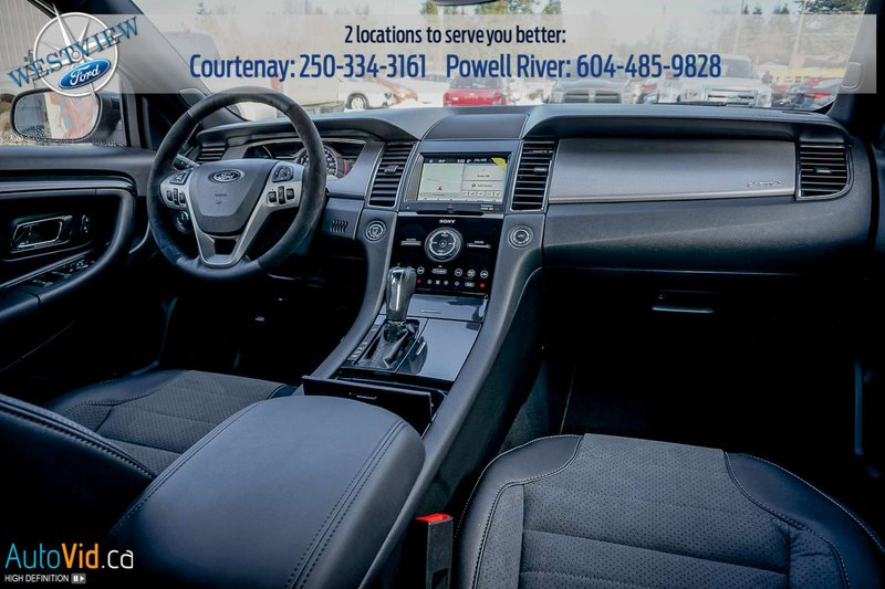 2019 Ford Taurus for sale in Courtenay and Powell River, British Columbia