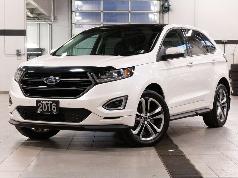 2016 Ford Edge for sale in Kelowna, British Columbia