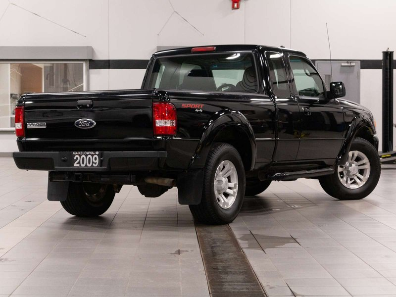 2009 Ford Ranger for sale in Kelowna, British Columbia
