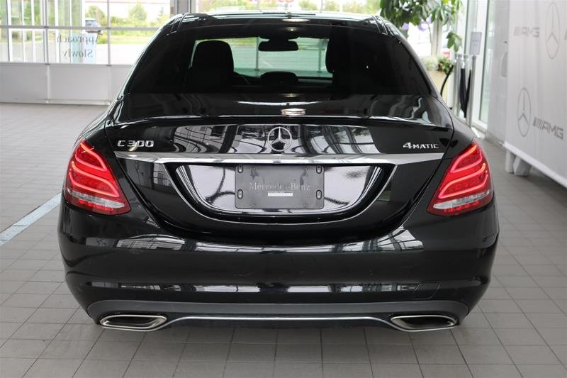 2016 Mercedes-Benz C-Class for sale in Peterborough, Ontario