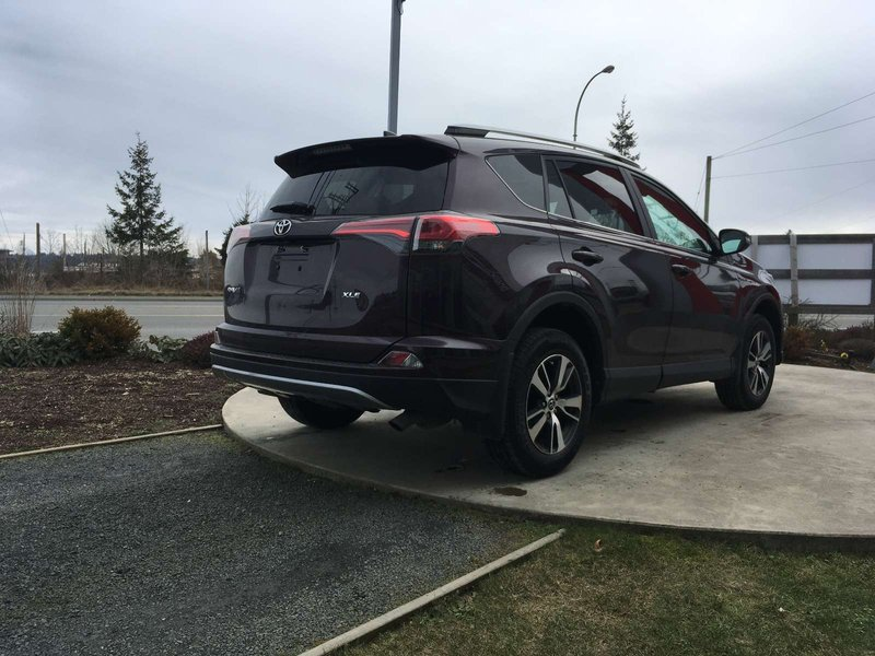 2018 Toyota RAV4 for sale in Campbell River, British Columbia