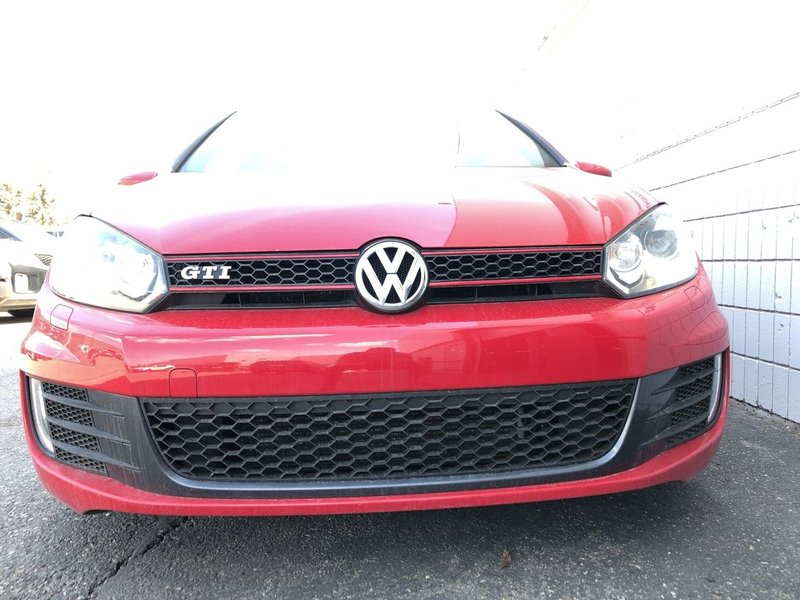 2013 Volkswagen Golf GTI for sale in Calgary, Alberta