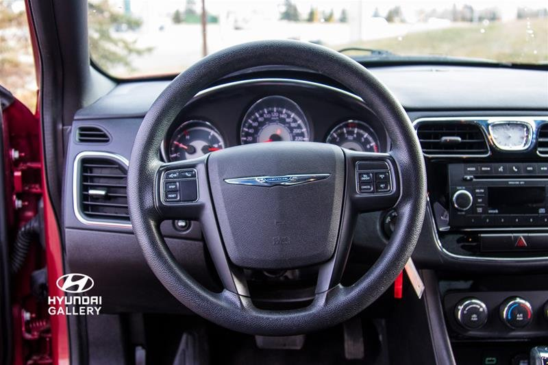 2011 Chrysler 200 for sale in Calgary, Alberta
