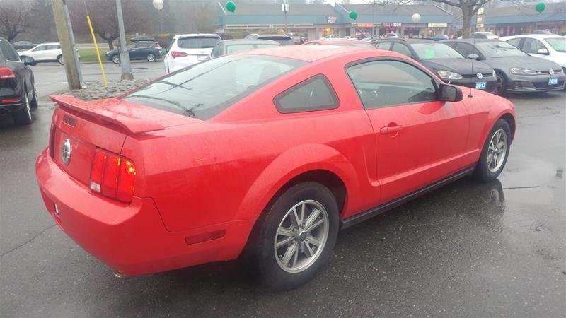 2005 Ford Mustang for sale in Courtenay, British Columbia