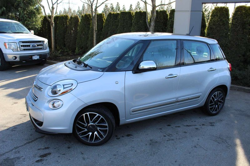 2014 Fiat 500L for sale in Langley, British Columbia