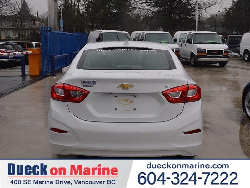 2016 Chevrolet Cruze for sale in Vancouver, British Columbia