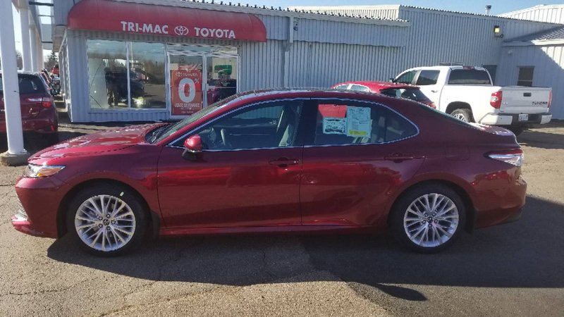 2018 Toyota Camry for sale in Port Hawkesbury, Nova Scotia