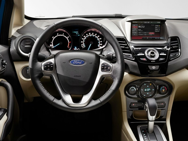 2014 Ford Fiesta for sale in Campbell River, British Columbia