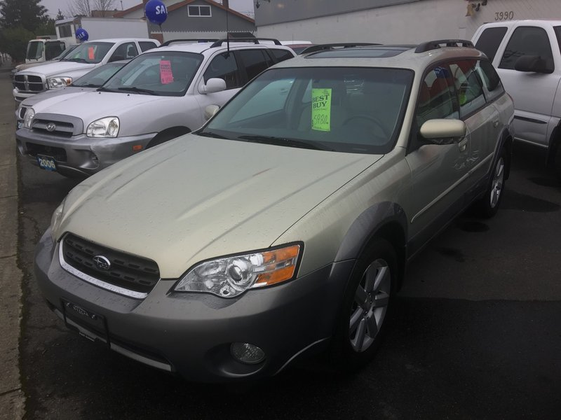 2007 Subaru Outback for sale in Port Alberni, British Columbia