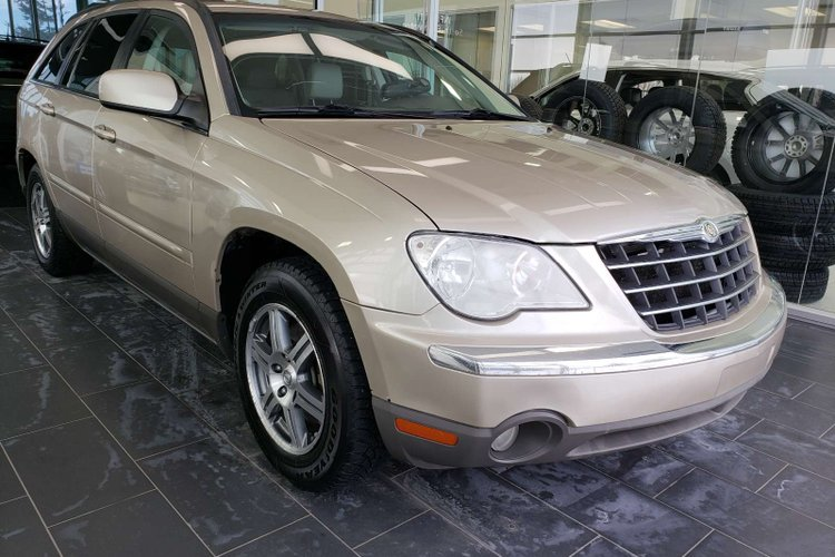 2007 Chrysler Pacifica Touring for sale in Edmonton, Alberta