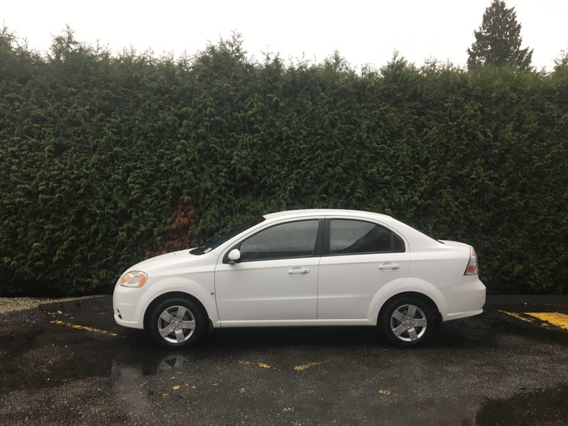 2009 Chevrolet Aveo for sale in Surrey, British Columbia
