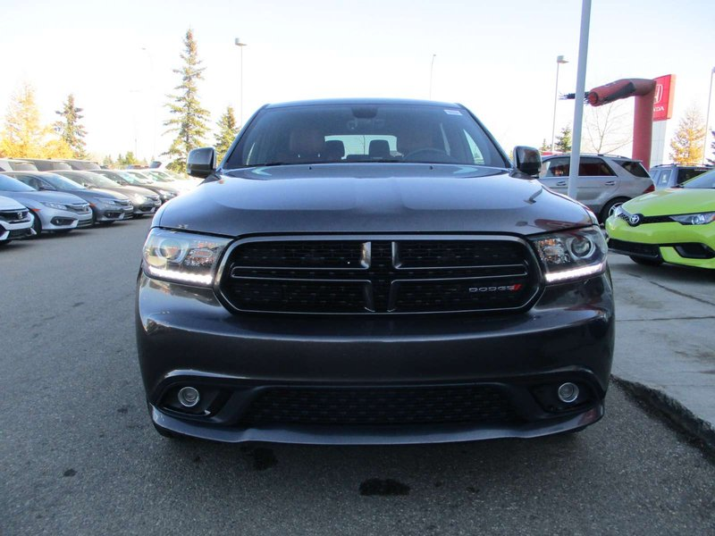 2017 Dodge Durango for sale in Red Deer, Alberta