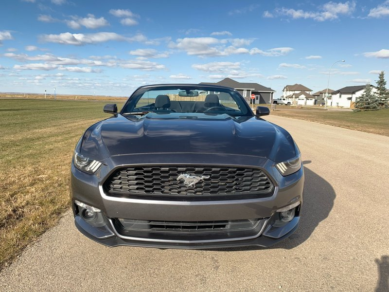 2017 Ford Mustang for sale in Humboldt, Saskatchewan