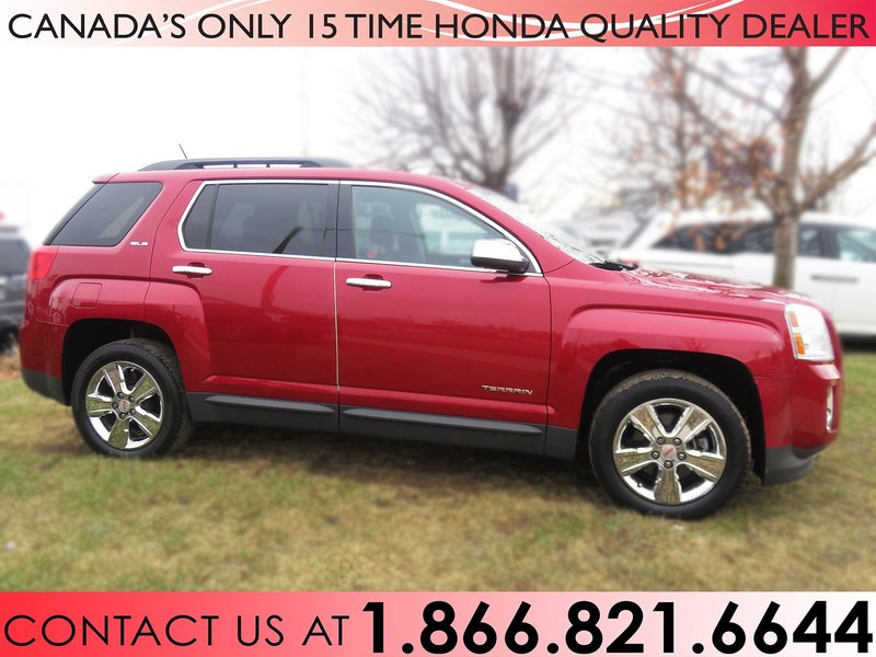 2014 GMC Terrain for sale in Hamilton, Ontario