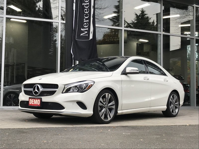2018 Mercedes-Benz CLA for sale in Surrey, British Columbia