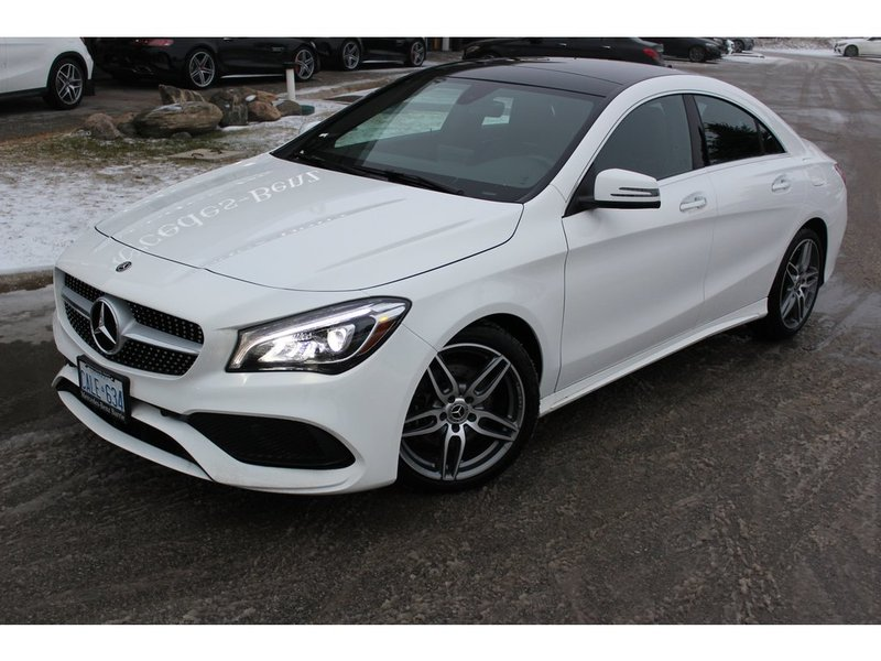 2019 Mercedes-Benz CLA for sale in Innisfil, Ontario