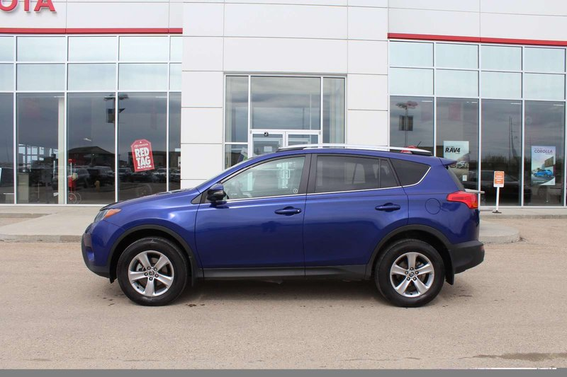 2015 Toyota RAV4 for sale in Drayton Valley, Alberta