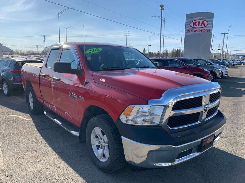 2015 Ram 1500 for sale in New Richmond, Quebec