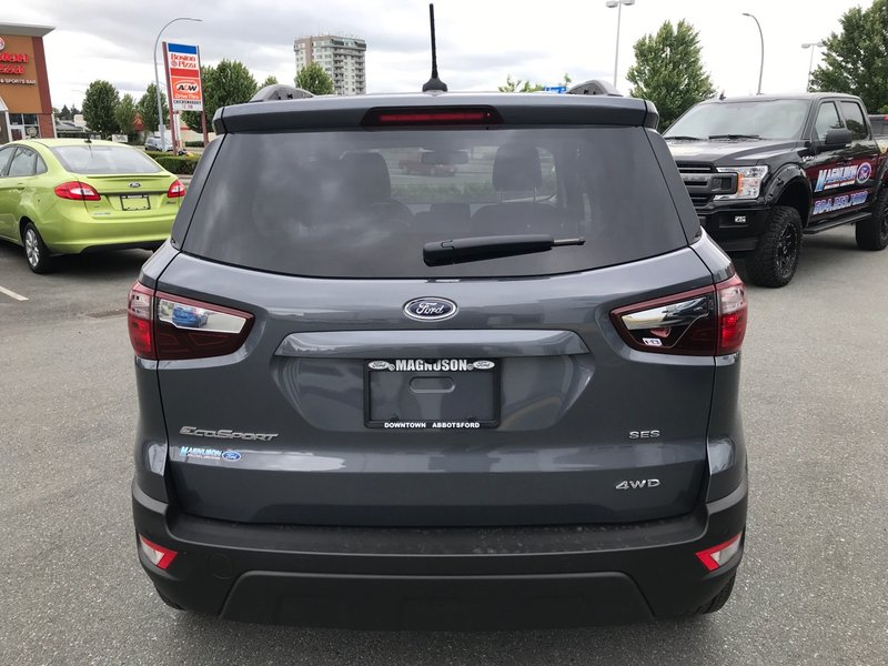 2018 Ford EcoSport for sale in Abbotsford, British Columbia