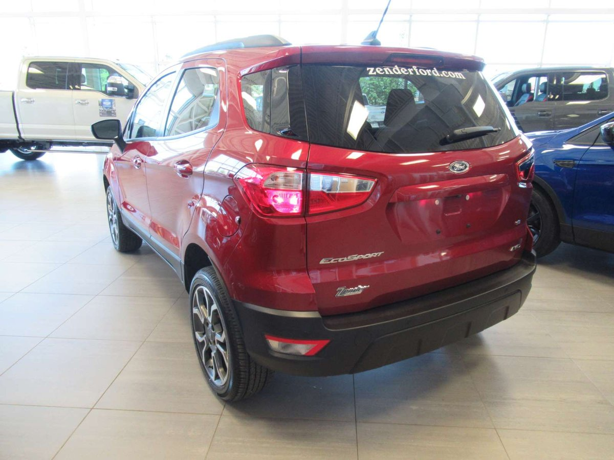 2018 Ford EcoSport for sale in Spruce Grove, Alberta