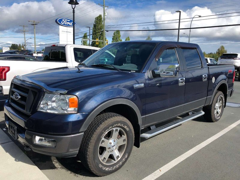 2005 Ford F-150 for sale in Campbell River, British Columbia