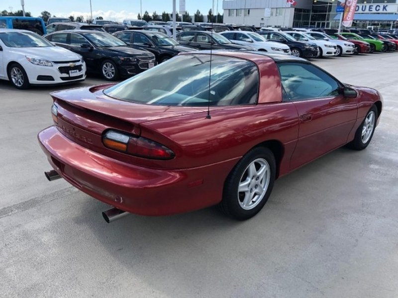 1998 Chevrolet Camaro for sale in Vancouver, British Columbia
