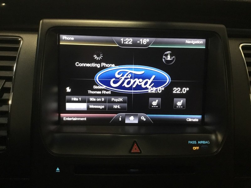 2014 Ford Flex for sale in Red Deer, Alberta