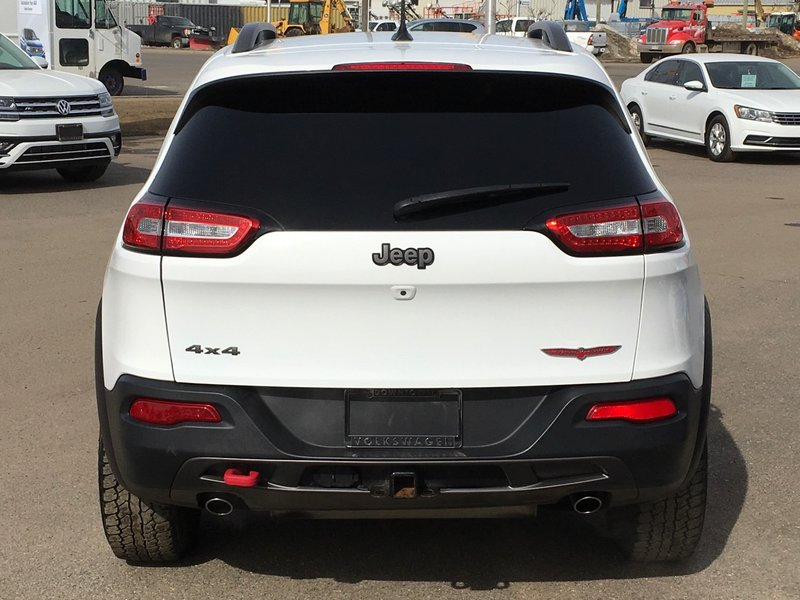 2015 Jeep Cherokee for sale in Thunder Bay, Ontario