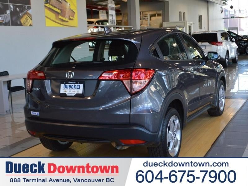 2016 Honda HR-V for sale in Vancouver, British Columbia