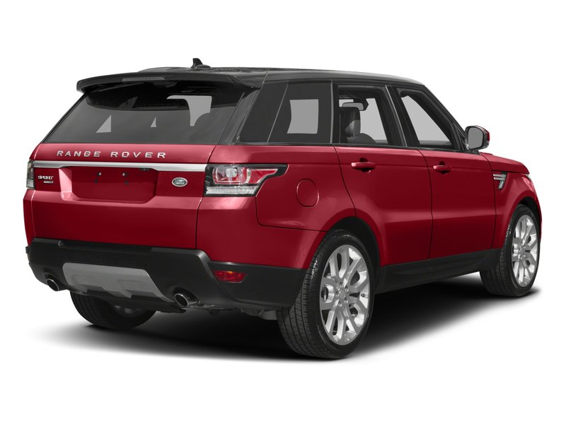 2017 Land Rover Range Rover Sport for sale in Victoria, British Columbia