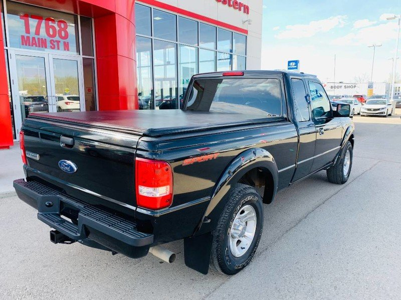 2010 Ford Ranger for sale in Moose Jaw, Saskatchewan