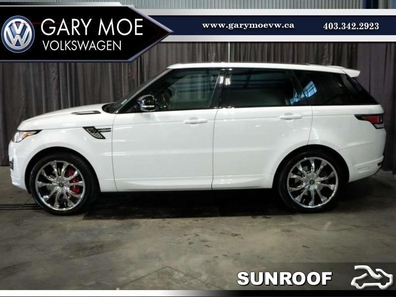 2014 Land Rover Range Rover Sport for sale in Red Deer, Alberta