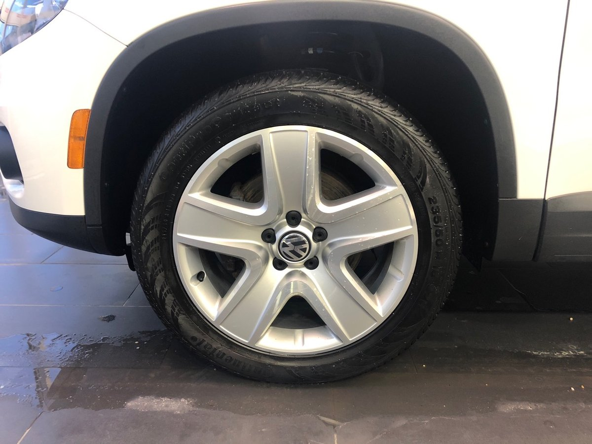 2013 Volkswagen Tiguan for sale in Edmonton, Alberta