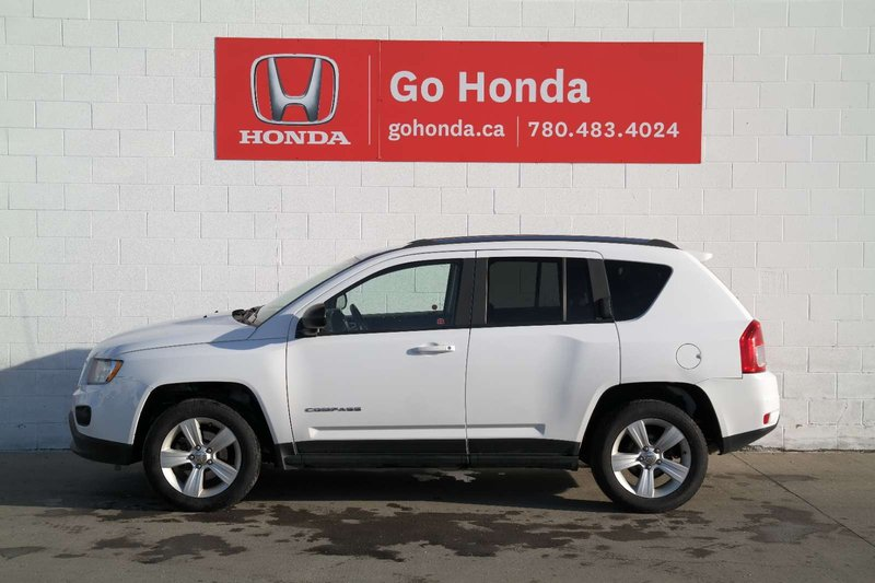 2013 Jeep Compass for sale in Edmonton, Alberta