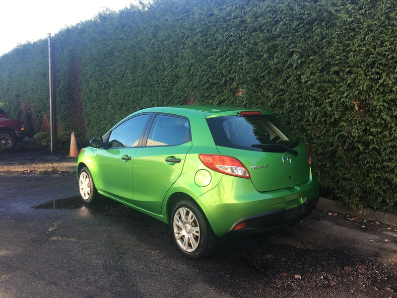 2013 Mazda Mazda2 for sale in Surrey, British Columbia