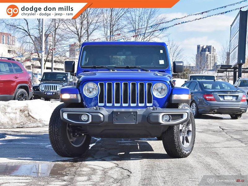 2018 Jeep Wrangler Unlimited for sale in Toronto, Ontario