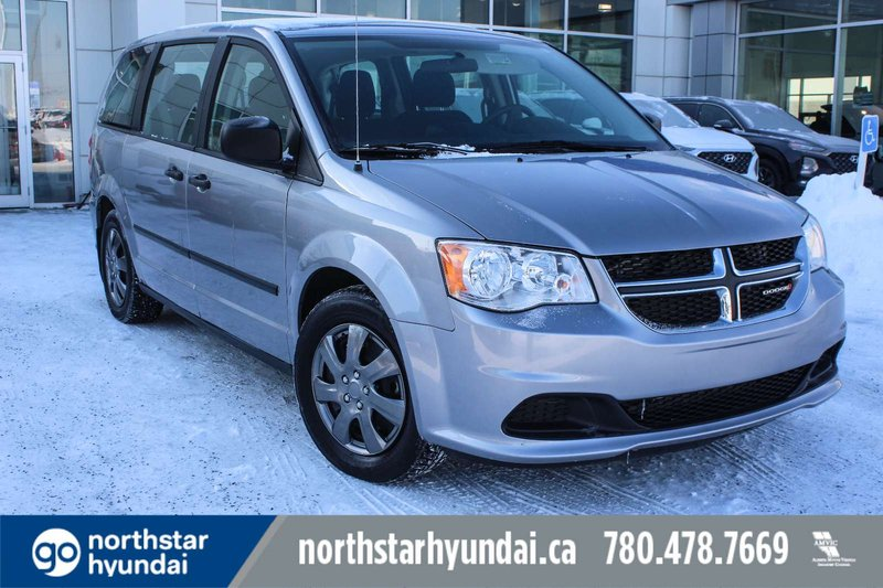 2016 Dodge Grand Caravan for sale in Edmonton, Alberta