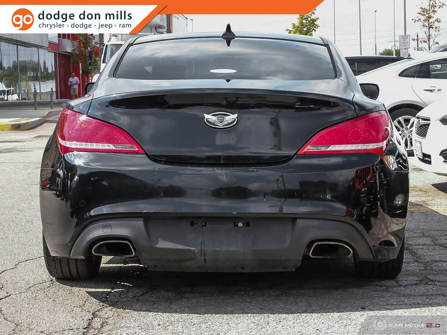 2010 Hyundai Genesis Coupe Premium for sale in Toronto, Ontario