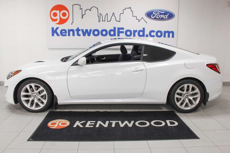2016 Hyundai Genesis Coupe for sale in Edmonton, Alberta