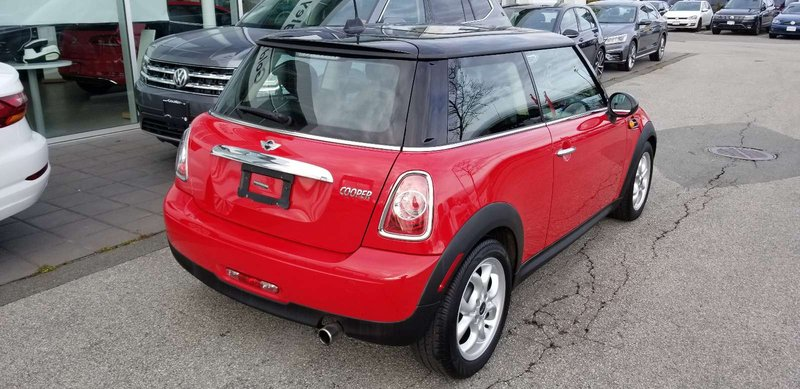 2013 MINI Cooper Hardtop for sale in Langley, British Columbia