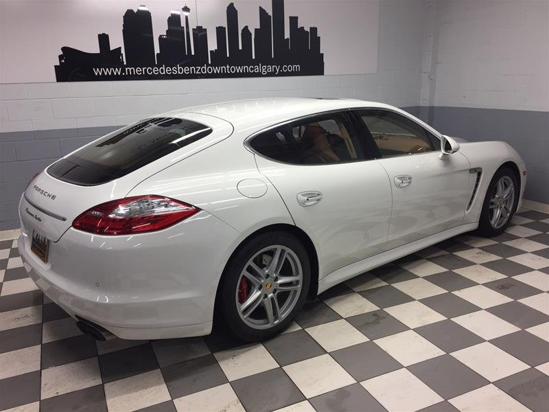 2011 Porsche Panamera for sale in Calgary, Alberta