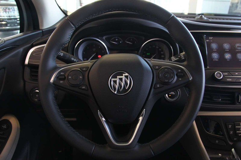 2019 Buick Envision for sale in Kamloops, British Columbia