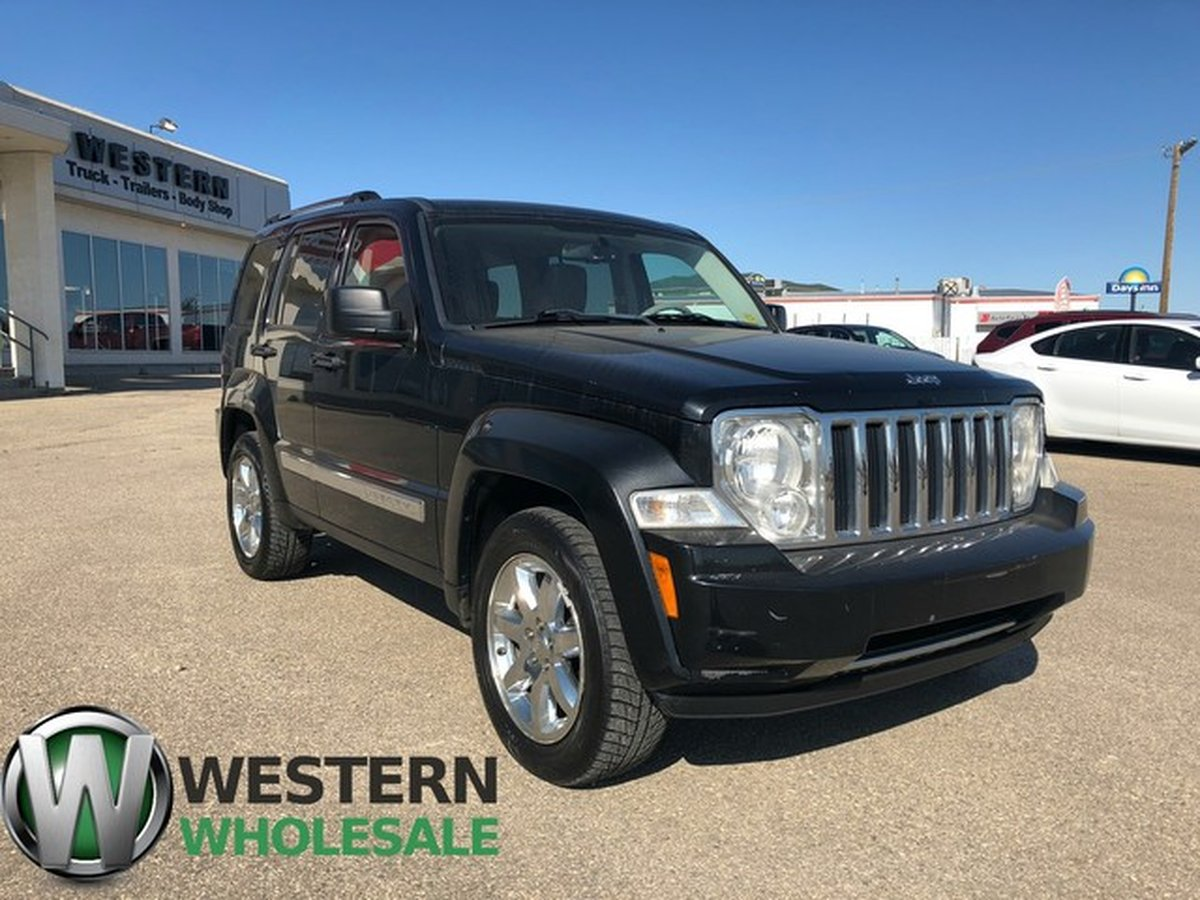 2008 Jeep Liberty For Sale >> 2008 Jeep Liberty For Sale In Moose Jaw