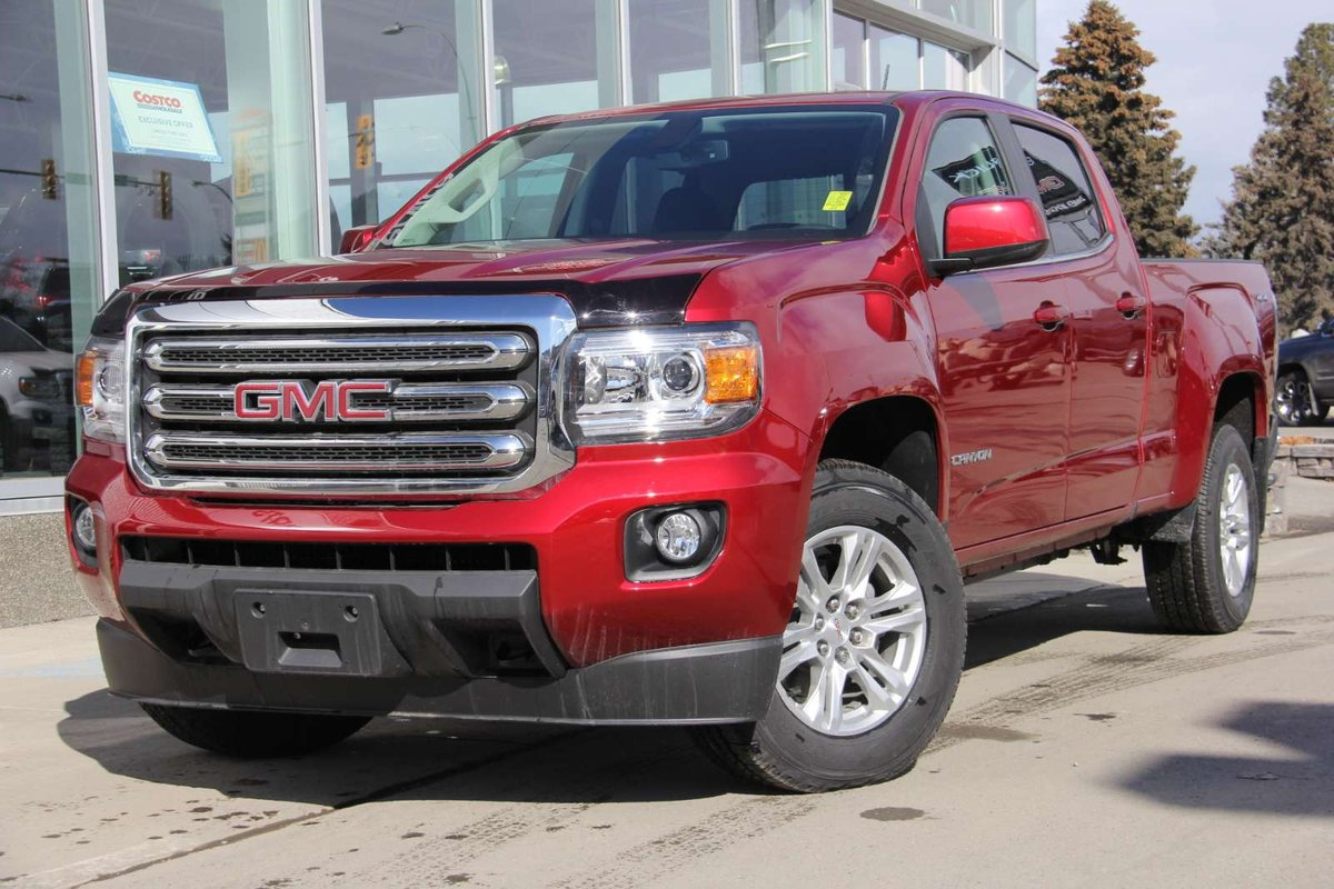 2019 GMC Canyon for sale in Kamloops