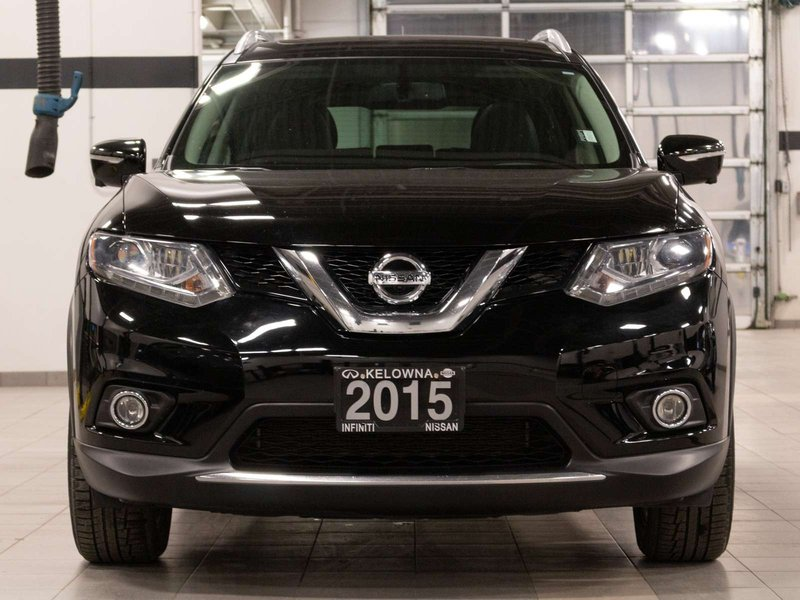 2015 Nissan Rogue for sale in Kelowna, British Columbia