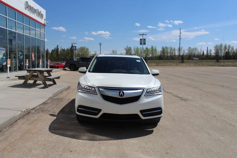 2014 Acura MDX for sale in Drayton Valley, Alberta