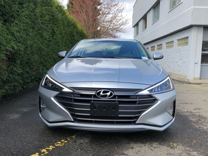 2019 Hyundai Elantra for sale in Surrey, British Columbia